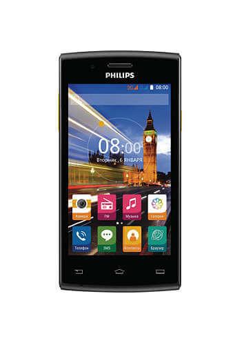 Philips S307 ремонт