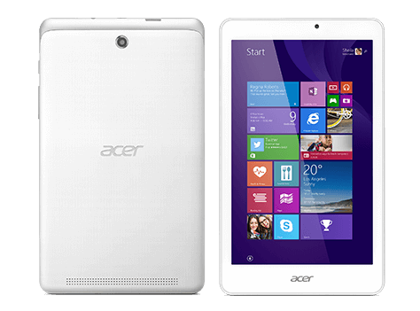 Acer Iconia Tab 8 W ремонт