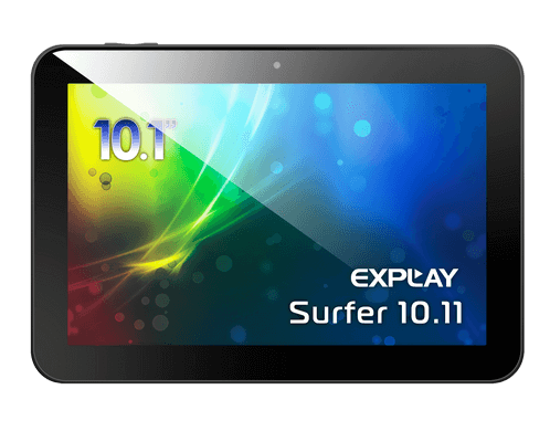 Explay Surfer 10.11 ремонт