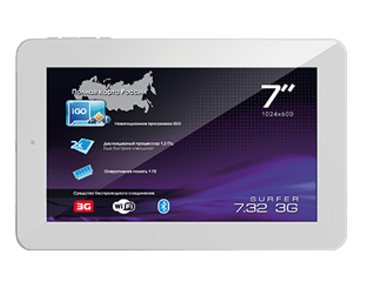 Surfer 7.32 3G