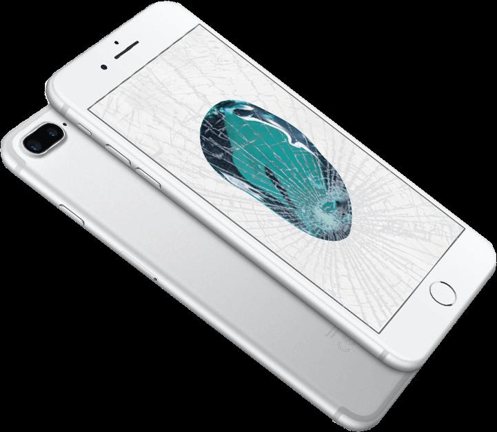 Ремонт экрана на iphone 7 Plus