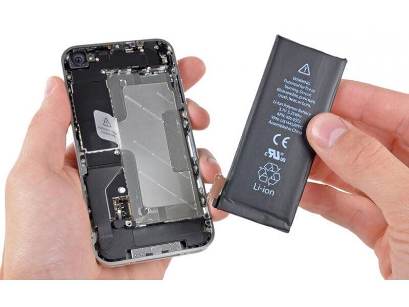 Ремонт аккумулятора и разъема для зарядки в Мобихелп