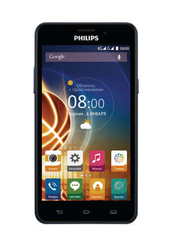 Philips V526 LTE ремонт