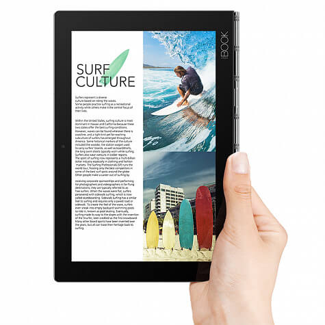 Yoga Book YB1-X90L LTE