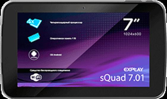 Explay sQuad 7.01 ремонт